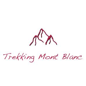 logo trekking mont blanc - agence tour du mont blanc