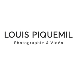 logo louis piquemil - photographe