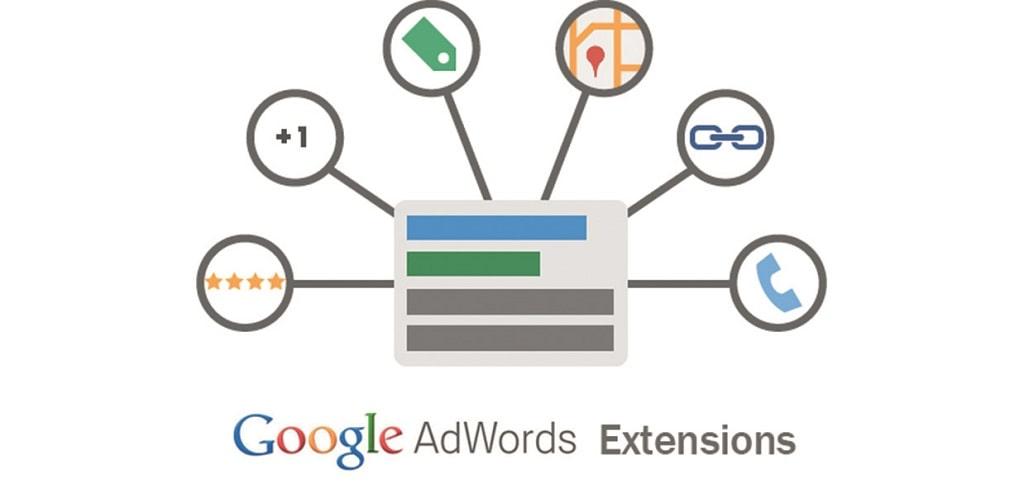 créer une campagne google ads avec des extensions d'annonces
