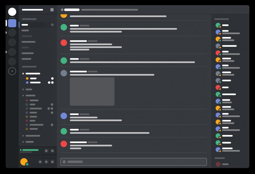 discord - discussion instantanée - collaborer à distance - chat vocal