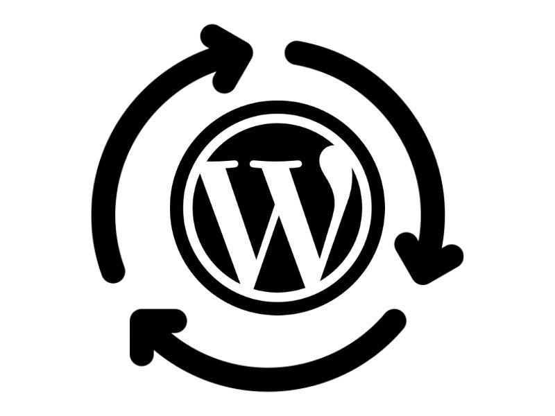 mettre à jour wordpress pour optimiser le temps de chargement d'un site internet