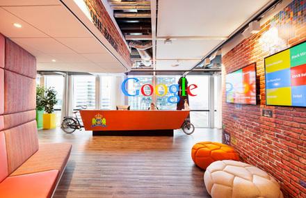 Identité de marque de Google