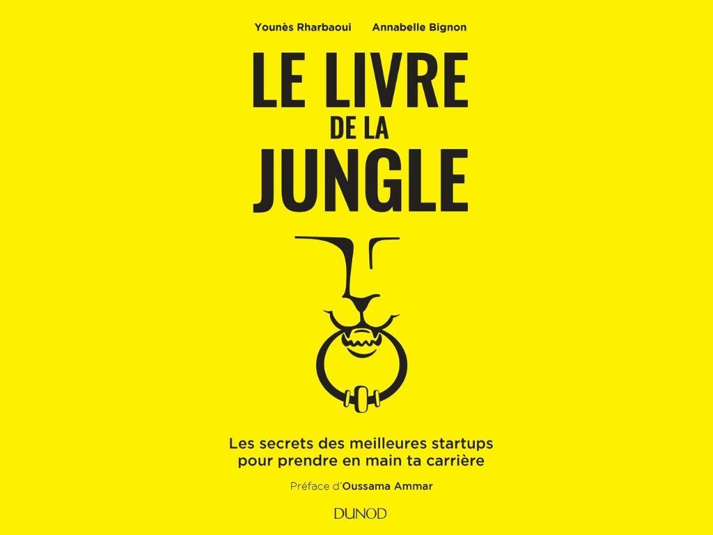 le livre de la jungle conseils création startup