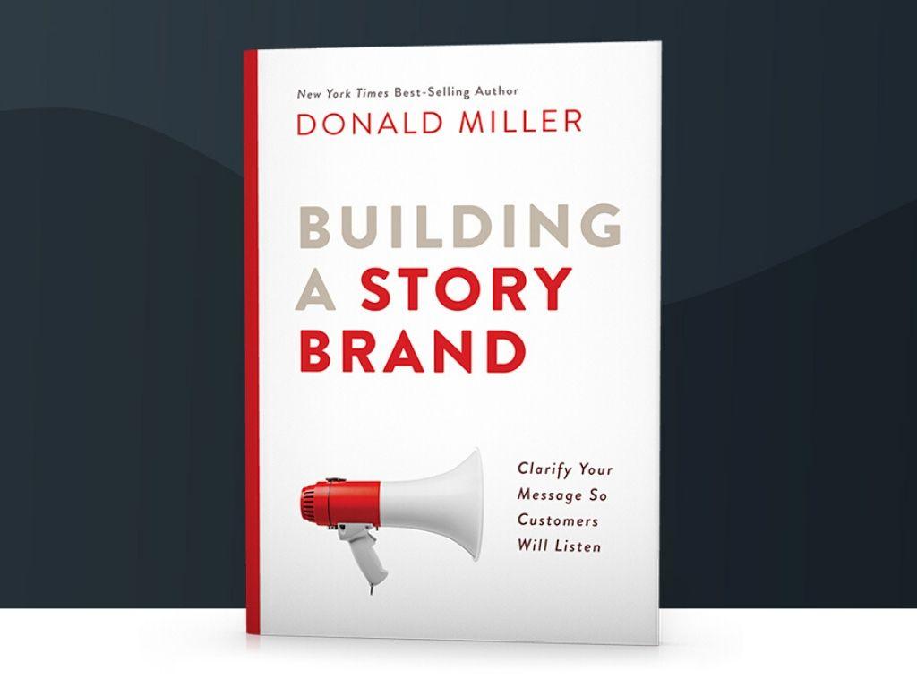 livre conseils création marque et branding - Donald Miller