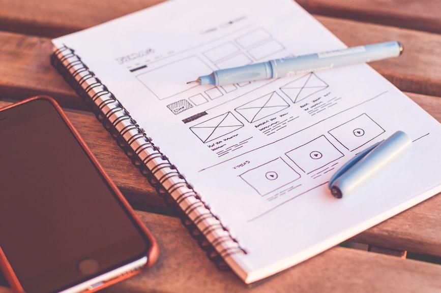 Arborescence et wireframes : les bases de la création de site web