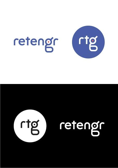 Création de logo pour Retengr