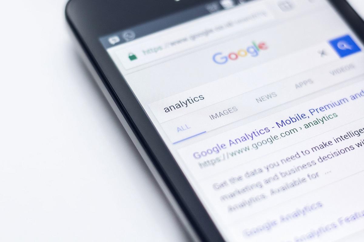 outils analytics et données de Google