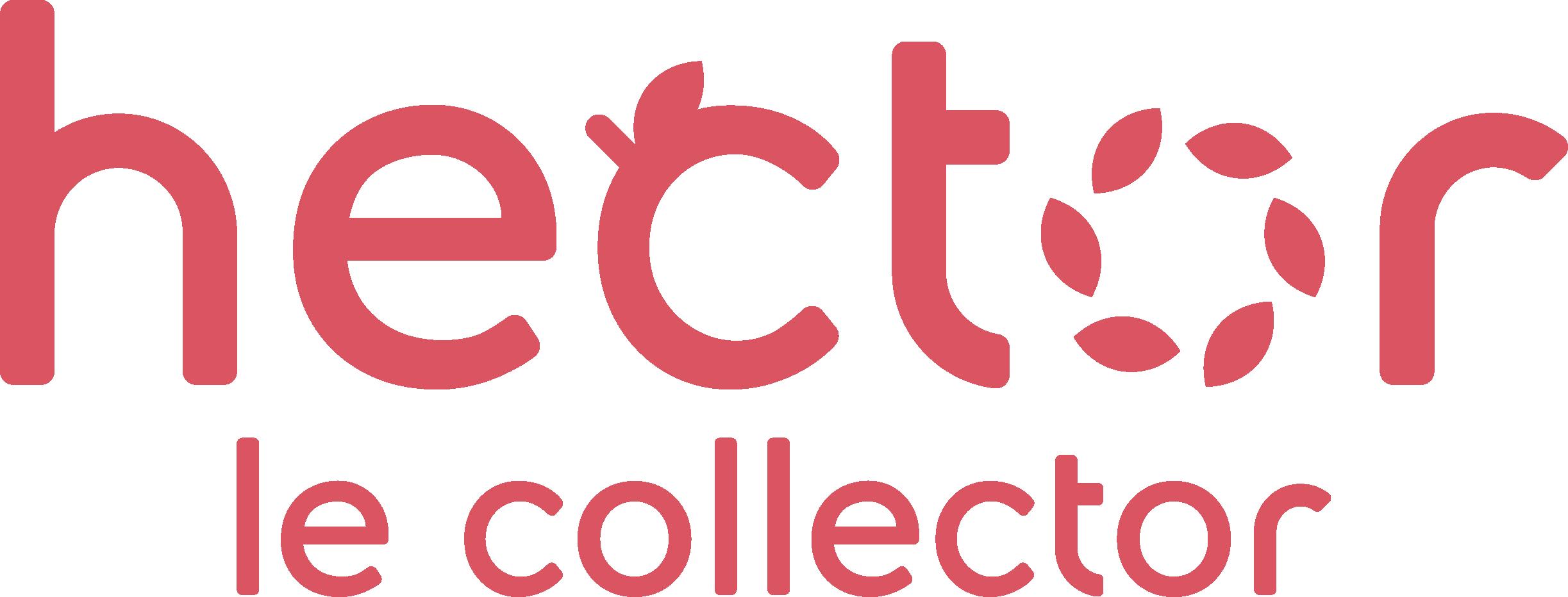 logo hector le collector - collecte de déchets en entreprise