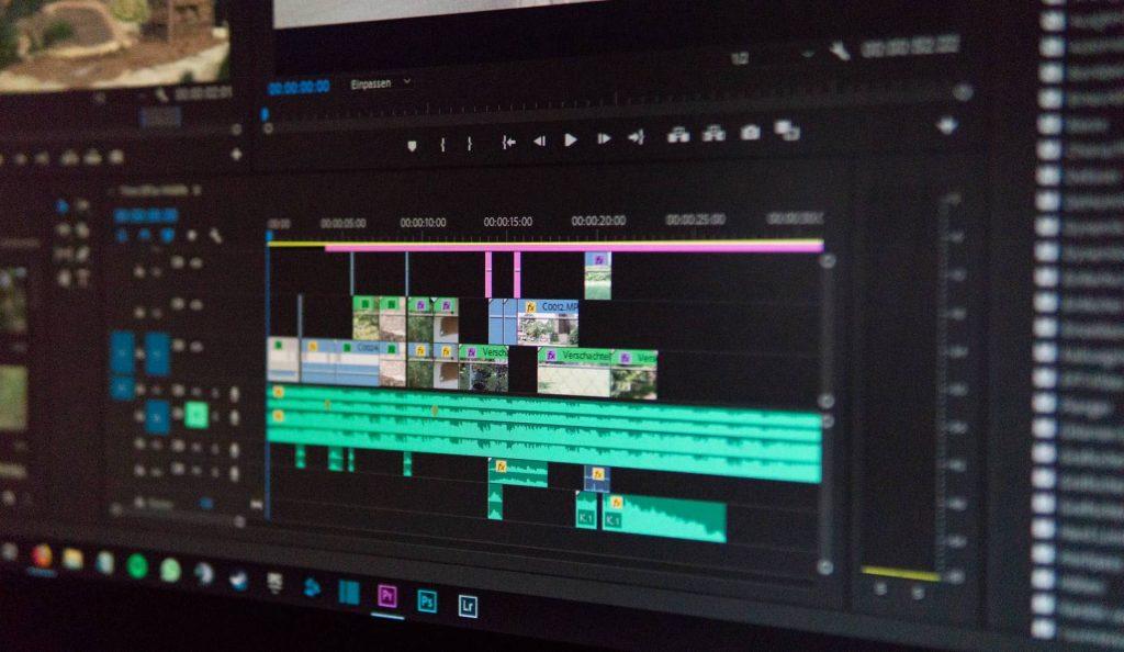 Logiciel de montage vidéo pour une stratégie de content marketing