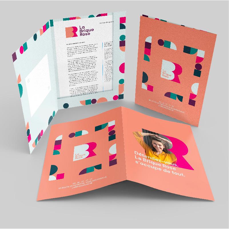 brochure commerciale agence immobilière